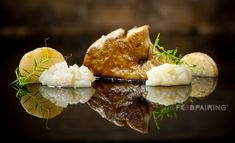 St Louis Premium Framboise - goose liver - pear - ginger - celery root