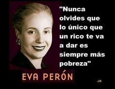 @isabellegeneva Eva Perón. ....