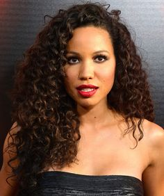 Jurnee Smollett's Thick Curls — Yes, please!