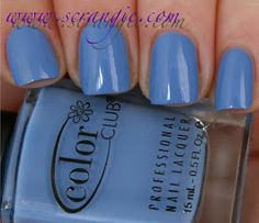 Color Club: Blossoming Collection Spring 2012 - Hydrangea Kiss