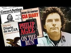 Uncovering the CIA - CIA Whistleblower Philip Agee interviewed by Author John Marks Interview, Author, Books, Cards, Crime, Livros, Book, Writers, Livres