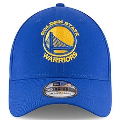 b4632e7a70275 New Era Golden State Warriors 2018 NBA Finals Champions Side Patch 39THIRTY  Flex Hat