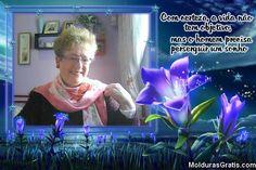 Agora sou eu,  Maria da Glória .  numa fotomontagem