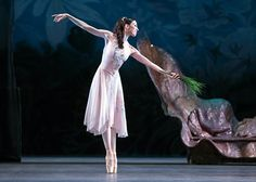 midsummer+nights+dream+ballet+tatiana | ... in Balanchine's A Midsummer Night's Dream. Photo: Emma Kauldhar