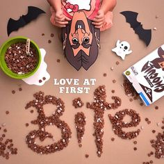 It was love at first bite!  I know Halloween has passed but I couldn't leave the Count out of the monster cereal bunch. This is probably Zoë's favorite out of the 3 cereals. She especially likes the fact that it turns the milk into delicious chocolate milk. #ZoëImaginesItAll