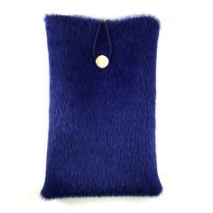 Blue Fur Ipad Case, Book Case, Ipad Mini Case, Blue Ipad Case, Fur Ipad Case, Ipad Mini Case, Ipad Fabric Case, Ipad cover,boho ipad case by GFMODE on Etsy