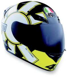 Superior AGV K3 Gothic complete Face Motorcycle Helmet (Multicolor, Medium)  Learn How