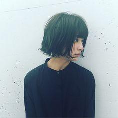【HAIR】大谷江梨加さんのヘアスタイルスナップ(ID:189472)