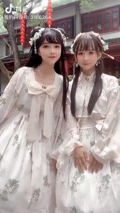 Compendium of Materia Medica Series … Vi Cosplay, Lolita Cosplay, Cute Cosplay, Beautiful Chinese Girl, Cute Japanese Girl, Cute Korean Girl, Kawaii Fashion, Lolita Fashion, Cute Fashion