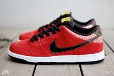 NIKE SB DUNK LOW (FIRECRACKER PACK) - Image #1