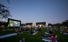 Outdoor movie nights: Austin Powers | Spier Winelands