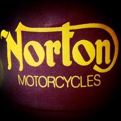 Norton Motorcycles via @nikki_beau