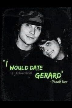 It's blurry but it works I guess! Frerard