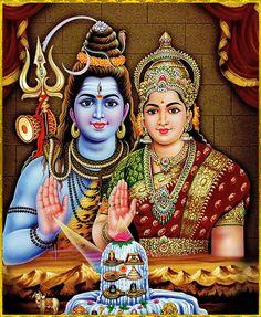 Shiva and mata parvati. Shiva Parvati Images, Mahakal Shiva, Shiva Art, Ganesha Art, Krishna Images, Lord Shiva Hd Wallpaper, Lord Shiva Hd Images, Lord Shiva Family, Shiva Tattoo