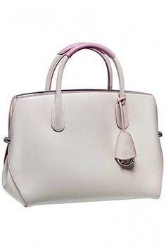 Handbag bianca e rosa
