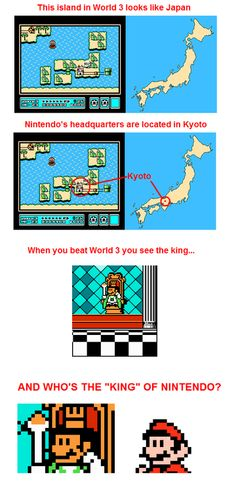 15 Facts About Nintendo Games You Never Knew. #14 Is Kinda Dark - OMG Facts - The World's #1 Fact Source