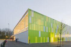 Sports Hall 'De Rietlanden' - Picture gallery