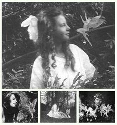 The Cottingley Fairies, 1917. S)
