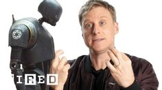 Alan Tudyk Explains How He Became the Imperial Droid K-2SO in 'Rogue One: A Star Wars Story'