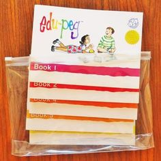 Protective Plastic Wallets - Workbook Wallet Home Schooling, My Books, Wallets, Classroom, Plastic, Education, Class Room, Purses, Educational Illustrations