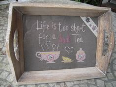 MME CHANTILLY Life is too short for a bad coffee-the