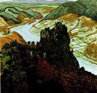 Wachau by Hugo Henneberg (1863-1918)