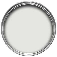 Dulux Matt Emulsion Paint Soft Stone - I have this already in my living room but think it's so nice and calming. maybe have it in my bedroom with the Dusted Fondant. Living Room Paint, My Living Room, Dulux Light And Space, Dulux Timeless, Chic Shadow, Shadow 2, Masonry Paint, Dulux Paint, Grey