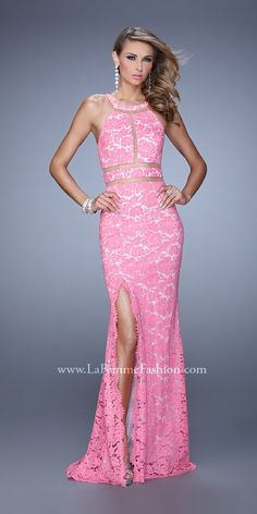 Unique Sheer Lace Dress Cute Prom Dresses, Gala Dresses, Tulle Prom Dress, Fabulous Dresses, Homecoming Dresses, Nice Dresses, Evening Dresses, Beautiful Dresses, Sheer Lace Dress