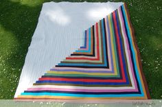 """Stairway to Heaven"" Quilt Top » The Quilt Engineer"