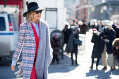 The 20 Best-Dressed People From NYFW, Day 2