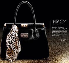 Very upmarket chic classy black  Bag #Womens Day #Gift Ideas
