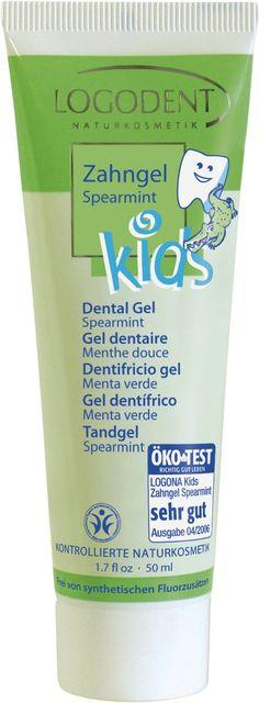 Logona Logodent Kids zobna pasta meta - 50 ml