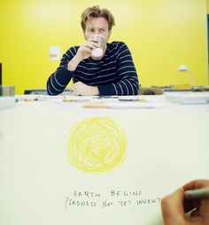 Earth begins (sadness not yet invented) | Beginners (2010)