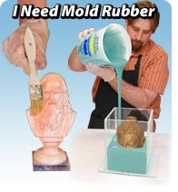 Mold Making and Casting Materials Rubber, Plastic, Lifecasting, and More