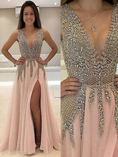 Trumpet Mermaid Jewel Court Train Tulle Long Sleeves Prom Evening Dress  with Applique c4f6359e2e53