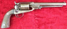 Civil War Side Arms | very Rare American Civil War era Joslyn Army Percussion Revolver ...