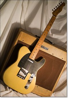 Every guitar has a different personality. But you can never get away from a Telecaster.