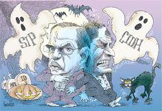 El gobierno tiene su propia noche de brujas - Pancho Cajas