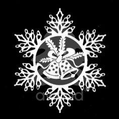 Sněhová vločka - zvony