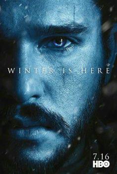 Jon Snow-Winter is here
