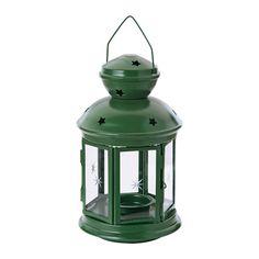IKEA - ROTERA, Lanterna p/vela, Próprio para uso interior e exterior.