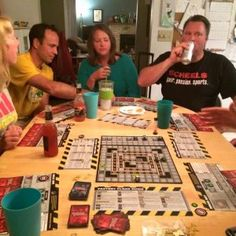 In the Local Boston News, a board game story made the article, written by David Mello. A board game entitled Gridlock had been designed to model itself after Board Game Bar, Board Games, Flooring On Walls, Family Units, New Board, Strong Family, In Boston, Grand Opening, Hanging Out