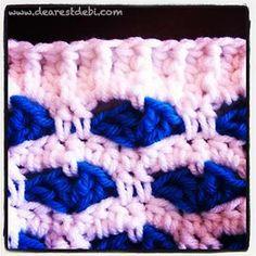 Crochet Sweet Hearts - Dearest Debi Patterns