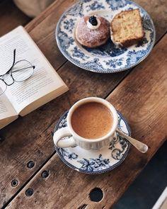 "like-fairy-tales: ""By: Chloe Chung Coffee Break, Coffee Time, Morning Coffee, Tea Time, Always Hungry, Seasonal Food, Dark Roast, Coffee And Books, Mugs"