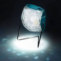 The beauty of solar, pocket-sized Robust as it is beautiful, Little Sun Diamond is the third member of the family. It's pocketsized, featherweight and radiates a sparkling glow. Designed by artist Olafur Eliasson and featuring a faceted lens inspired by nature, it's the best friend for urban explorers...