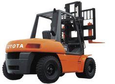 Petrol Forklift: TOYOTA 5FD/5FG (5 - 8 TON)