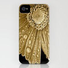 Daisy Drops iPhone Case by Biff Rendar - $35.00