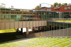 Galería de Escuela de Arquitectura de Oslo / JVA - 1