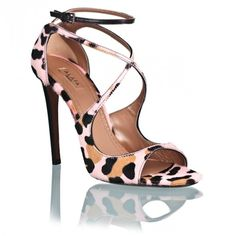 LOVE some leopard print! These are absolutely so fun!