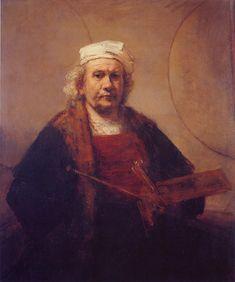 Le «génie» de Rembrandt, technique et démarche picturale – Histoire des Arts en Khâgne
